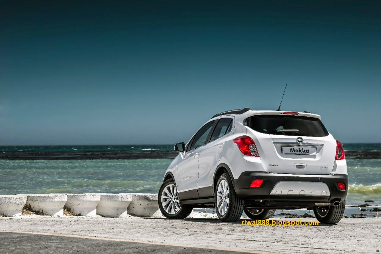 riwal888 blog new opel mokka enters growing compact suv segment in south africa. Black Bedroom Furniture Sets. Home Design Ideas