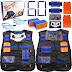 Amazon: $14.39 (Reg. $31.99) Tactical Vest Kit for Nerf, Set of 2!