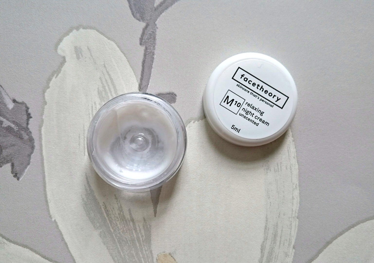 Facetheory Relaxing Night Cream