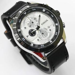 Jam Tangan Fossil Chrono Stopwatch