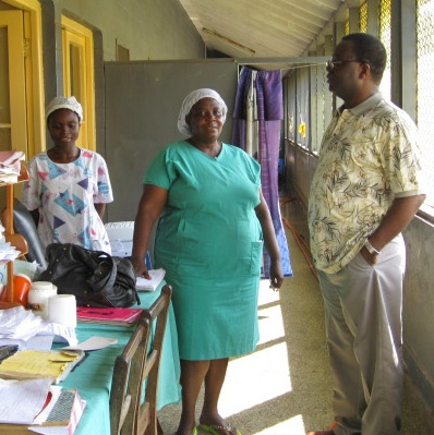 Medical Missionaries and Healthcare in Ghana
