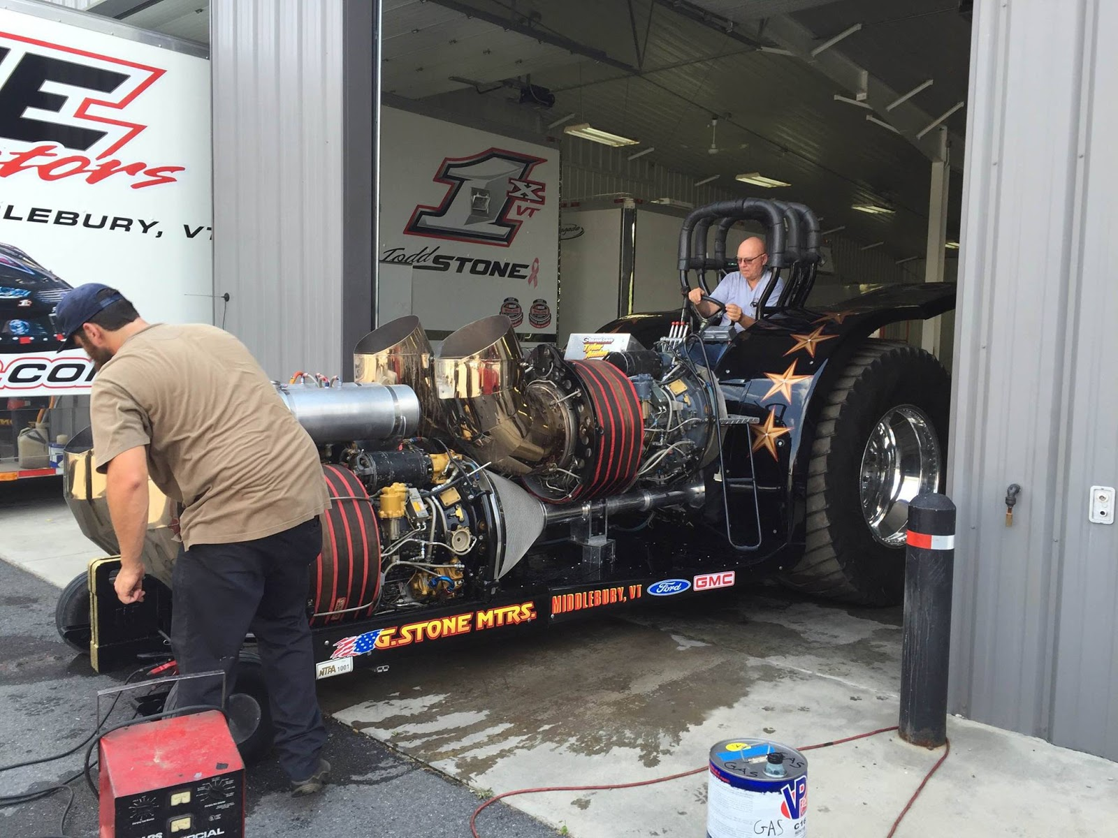 Tractor Pulling News - Pullingworld com: The General Stage 4