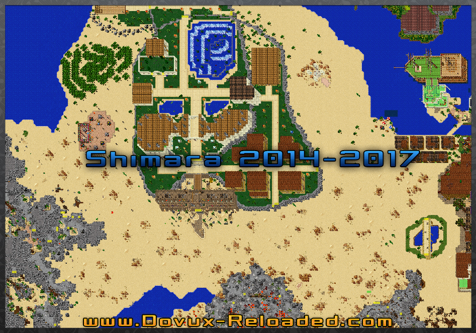 mapa dovux