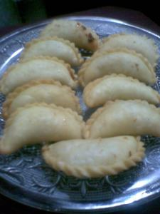 Gujhia recipe