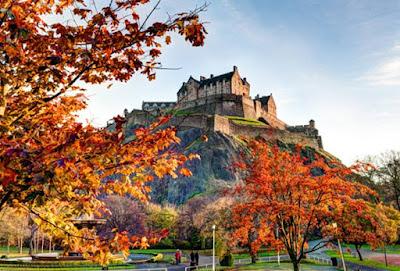 Edimburgo en otoño
