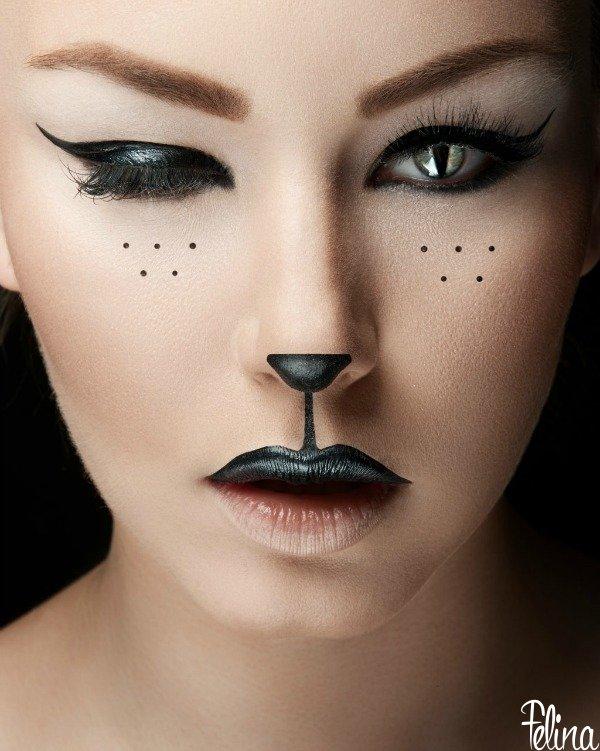 Maquiagens para o Carnaval escandalosamente lindas
