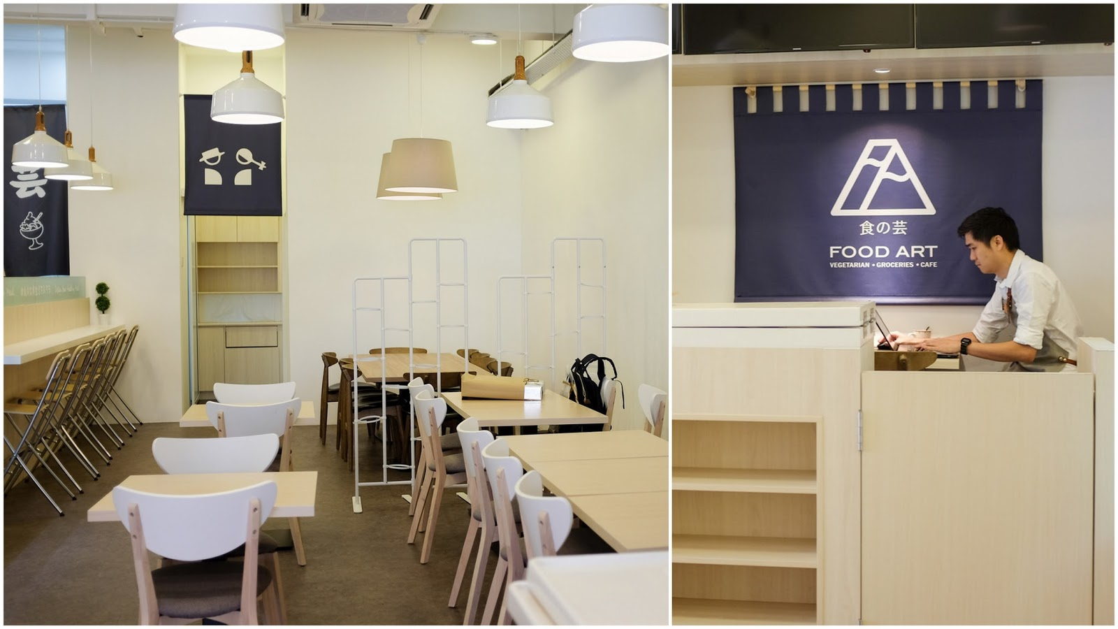 eat drink kl: food art groceries & cafe @ subang