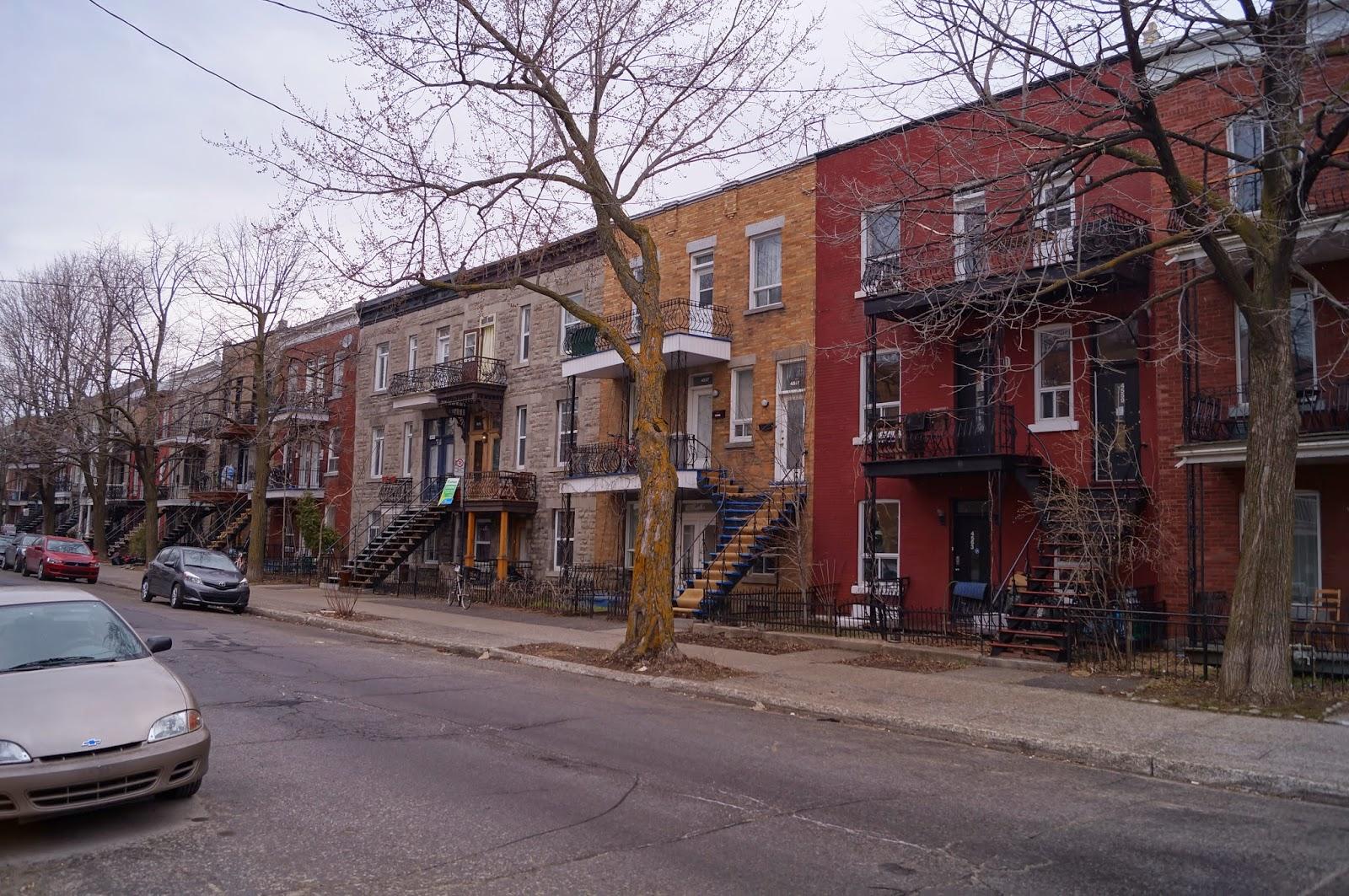 Urban kchoze: Les escaliers de Montréal vs towers of Toronto