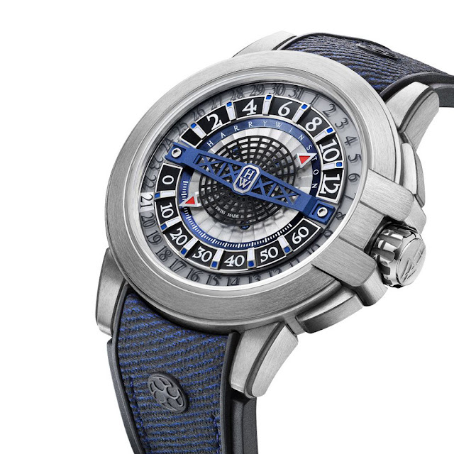 Harry Winston Project Z12