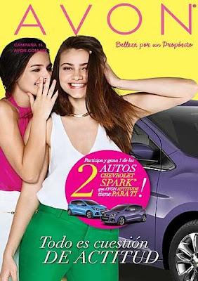 Catalogo Avon mexico campaña 11 2015