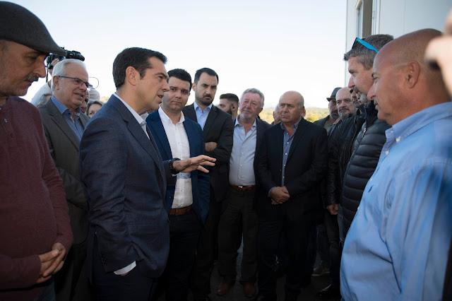 Επίσκεψη του Πρωθυπουργού σε Ηγουμενίτσα και Ιωάννινα