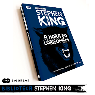 Biblioteca Stephen King: A Hora do Lobisomem
