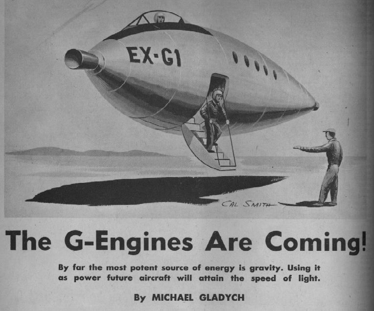 Image result for 1956 conquest of gravity