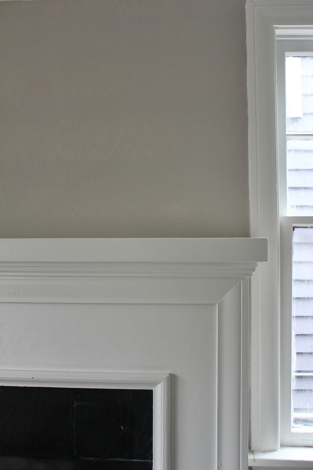 Benjamin Moore White Dove Kitchen Cabinets Grit And Polish