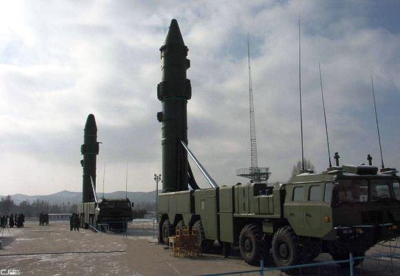 Rudal balistik DF-21