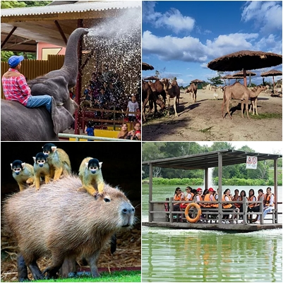 A'Famosa Safari Wonderland