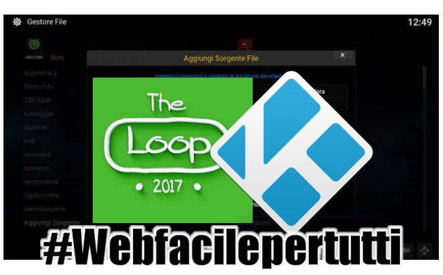 The Loop Kodi Add on | Il Meglio Dello Sport Gratis Su Kodi