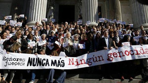 Senado argentino aprueba ley que prohíbe el 2x1 a genocidas