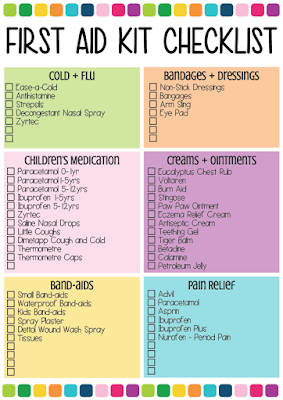 image relating to Free Printable First Aid Guide titled Labelling Chaos: Printables