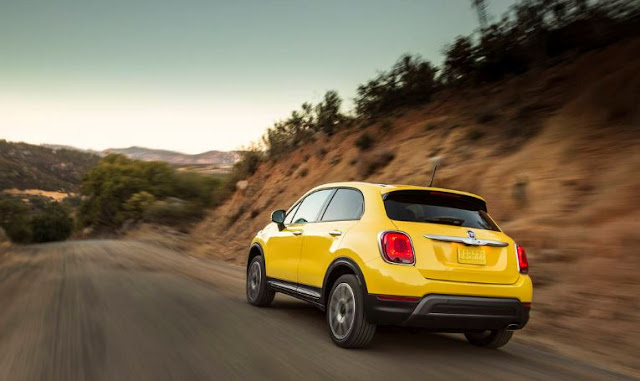 2016 Fiat 500X Trekking LATEST REVIEWS