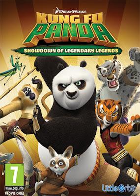 Kung Fu Panda Showdown of Legendary Legends Xbox360 PS3 free download full version