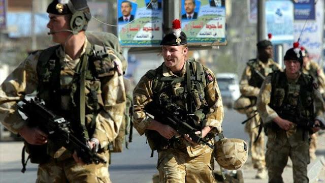 ONU insta a investigar crímenes de fuerzas británicas en Irak