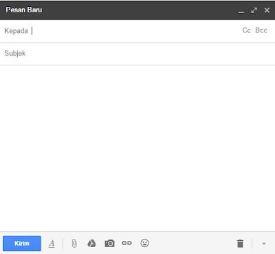 Cara Mengirim File Gambar, Data, atau Tugas melalui Email