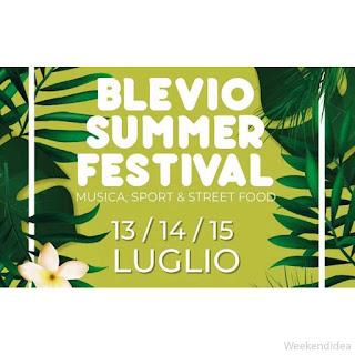 Blevio summer festival 13-14-15 Luglio Blevio (CO)