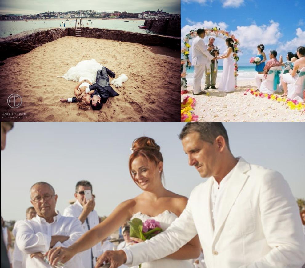 Matrimonio Simbolico En La Playa Peru : Bodas en la playa perú boda
