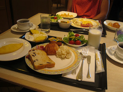 Hotel Breakfast In Japan