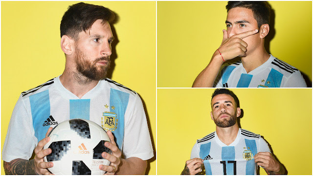 Messi leads Argentina to Russia 2018 World cup