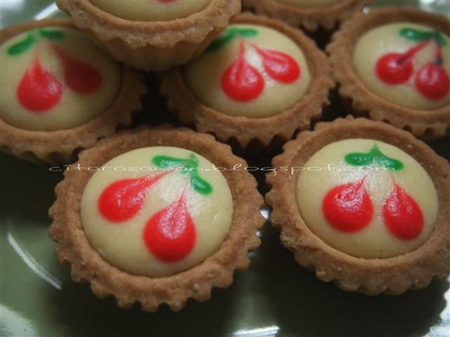 Strawberry Cheese Tart Sumber Azita Zain Dari Dapur