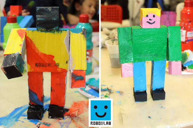 robottini per bambini
