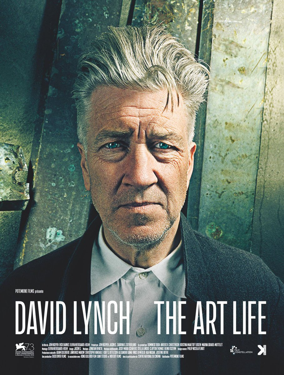 ver David Lynch: The Art Life 2017