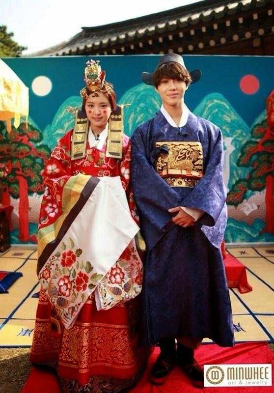 Images of Taemin We Got Married Se Besan Sub Espanol - #rock-cafe
