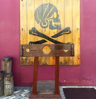 Pirates of Nassau Museum - curiousadventurer.blogspot.com