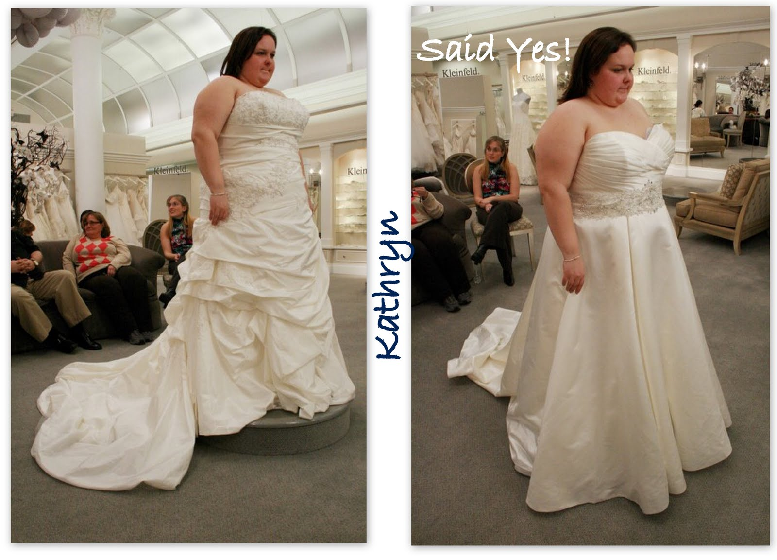 Say Yes To The Dress: Big Bliss...What A Girl Wants