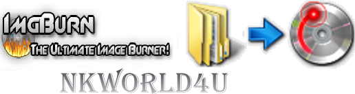 MAKE BOOTABLE WINDOWS 7, 8 DVD DISC FROM IMGBURN http://www.nkworld4u.in