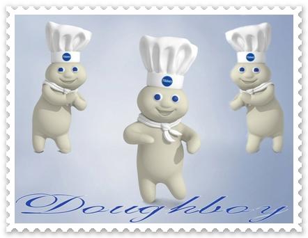 pillsbury doughboy dough boy fat loves everyone dancing boys dance than raise hand fella precious none month
