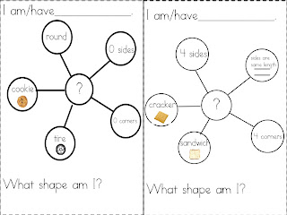 First Grade Fanatic!: A little more with shapes!