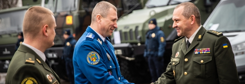 National Guard and Romanian Gendarmerie together will resist cross-border crimes