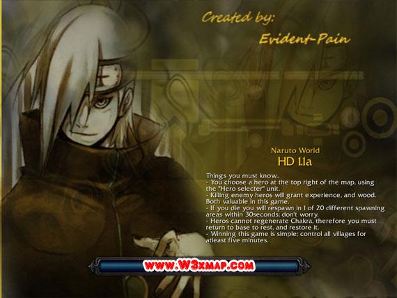 Naruto World HD 1 1a