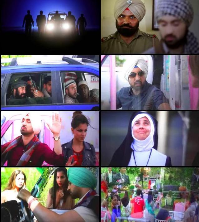 Sardaar Ji 2 2016 Punjabi 720p pDVDRip