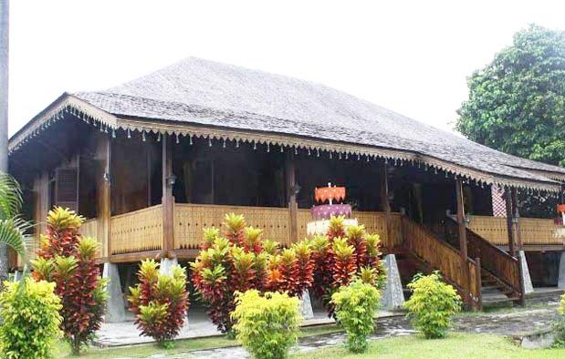 Rumah Panggung, Rumah Adat Provinsi Bangka Belitung