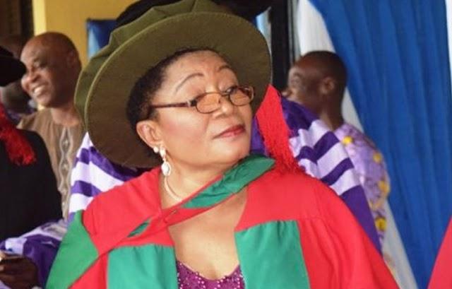 UNIBEN appoints Prof Mrs Lillian Salami as New Vice Chancellor