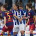 El Fundación Cajasol Sporting se da un baño de masas sin el premio de los puntos