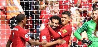 موعد مباراة ليفربول وريد بول الأربعاء 02-10-2019 ضمن دوري أبطال أوروبا والقنوات الناقلة
