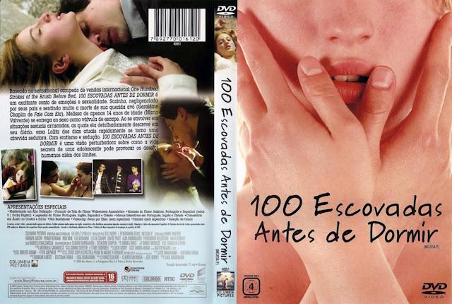 Capa DVD 100 Escovadas Antes de Dormir