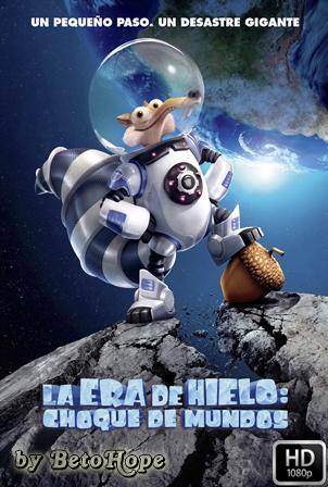 La Era De Hielo Choque De Mundos [1080p] [Latino-Ingles] [MEGA]