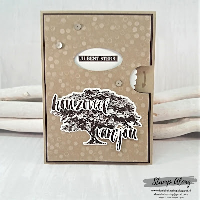 Stampin' Up! Puur Natuur - Rooted in Nature